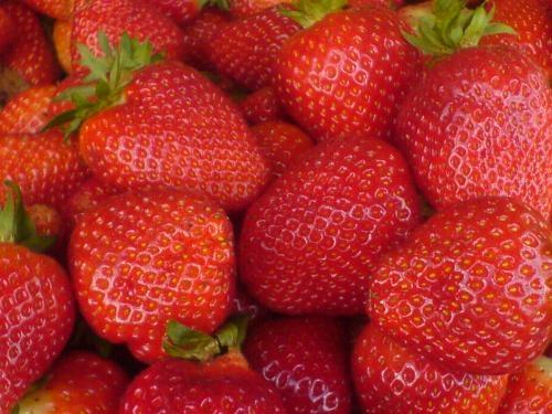 Fresas y frutas