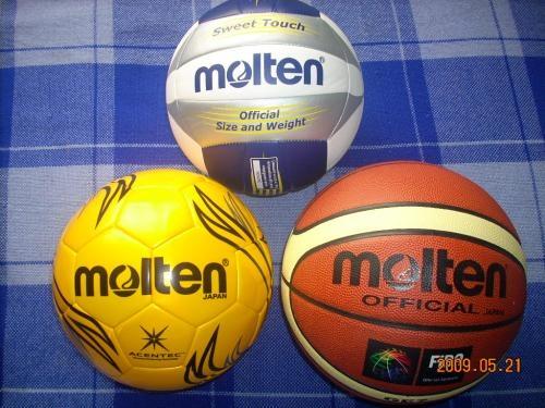 Balones, deportes accesorios