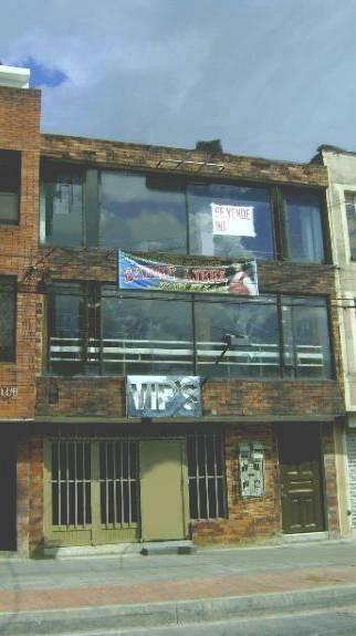 Venta edificio locales 3 pisos