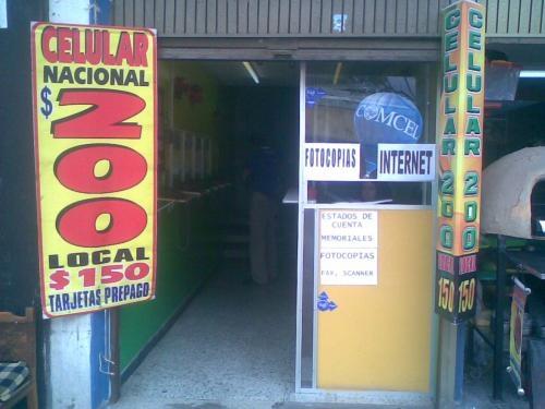 Venta de cabinas telefonicas e internet multiservicio