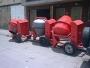 Mezcladora de concreto de 2 Blts