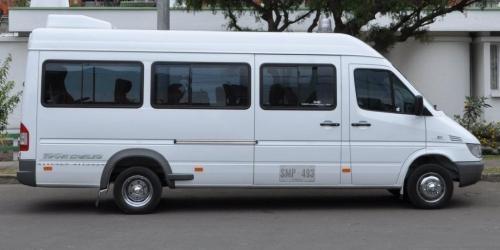 Transporte especial, escolar, empresarial y turismo - vans ultimo modelo