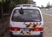 Camioneta kia pregio 2009 (19 psj)