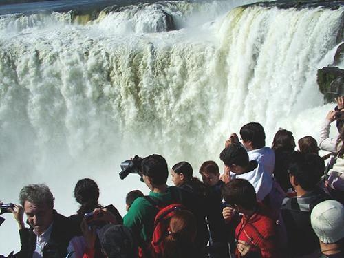 Iguazu y sus cataratas en bus a us$180