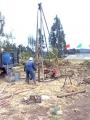 Perforaciones para estudio de suelos