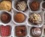 Chocolates, trufas, postres y tortas
