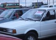 GANGA VENDO AUTOMOVIL NISSAN SUNNY BLANCO 93 PLACA 7