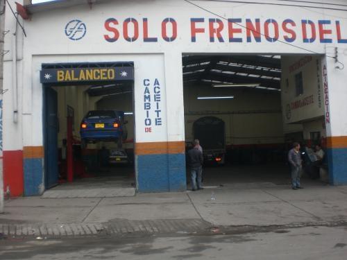 Fotos de Venta bodega-taller de mecanica automotriz 2