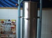Embutidoras acero inoxidable 35 y 15 litros