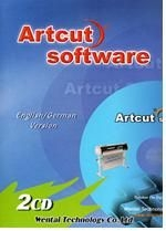 Artcut 6.1.6 programa plotter de corte. cutting plotter software