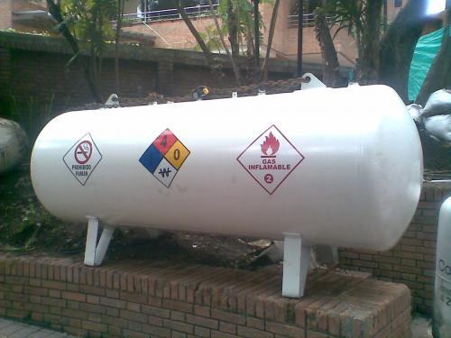 Instalacion tanques gas propano