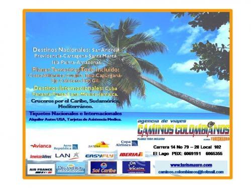 A viajar planes turisticos costa atlantica, cartagena, santamarta, guajira, tolu, capurga