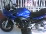 vendo moto yamaha fazer 600 azul 2 serie 2006