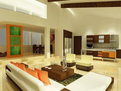 3d render para arquitectura interiores