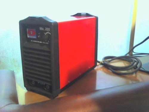 Equipo soldadura inversor soldador tig 200 amp