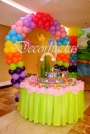 Decoracion de Eventos Sociales