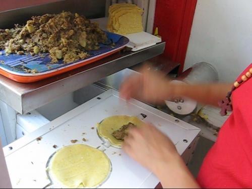 Maquinas de empanadas