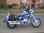 Motocicleta Renegade Modelo 2006