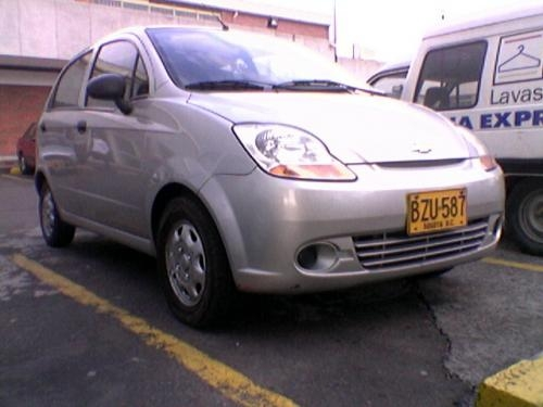 Chevrolet spark 2.007