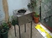 estufa sopletera para wok y maquina pastera