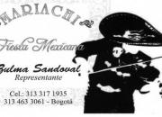 ZULMA SANDOVAL Y SU MARIACHI FIESTA MEXICANA