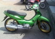 VENDO MOTO AKT 110 EN EXCELENTE ESTADO