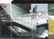 Performas Ltda. Construcciones Metálicas, Estructuras, Escaleras, Barandas.