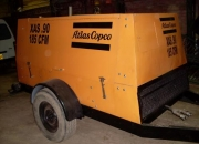 VENDO COMPRESOR ATLAS COPCO P185
