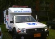 ambulancias   alquiler y  venta tab - tam