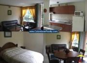 Alquiler de apartamentos amoblados medellin  (poblado-colombia) cód.10555