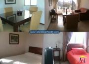 Alquiler de apartamentos amoblados medellin  (poblado-colombia) cód.10565