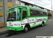 Barata buseta intermunicipal Hino - JGB - Año 2002