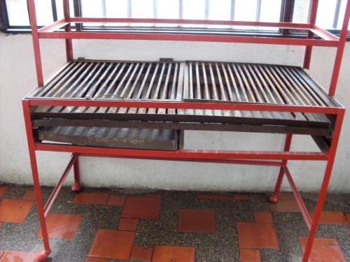 Vendo estufa y asador para restaurante regalado