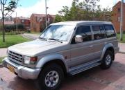 Montero mitsubishi wagon 2007
