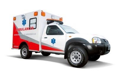 Ambulancias para alquiler