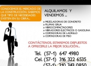 MAQUINARIA PARA CONSTRUCCIÓN :: MRS EQUIPOS