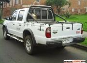 camioneta doble cabina 4x4 publica 2007