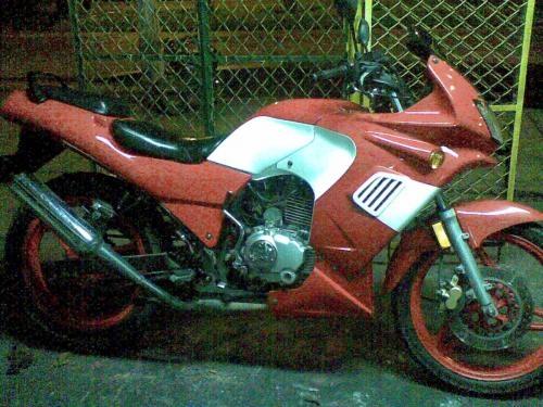 Pintura de alta calidad para motos y carros