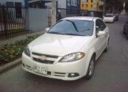 taxi blanco optra 2009 full, gas trabajando
