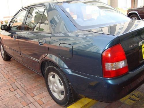 Mazda Allegro 1 6 Sedan Mecanico Modelo 2000 En Bogot U00e1