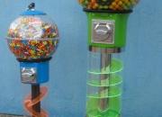 maquinas dispensadoras de chicles o dulces