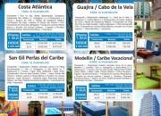 Planes  turisticos Costa Atlantica