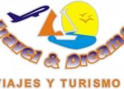 Tiquetes aéreos, planes turísticos a nivel nacional e internacional