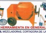 Maquinaria industrial  para construccion mezcladora de concreto