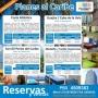 Paquetes  turisticos Costa Atlantica desde $ 535000