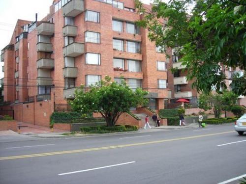 Fotos de Mls # 10-75 arriendo de apartamento en santa bárbara, bogotá-colombia 1