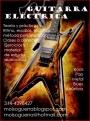 a domicilio clases de guitarra eléctrica