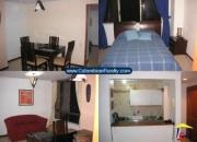 Alquiler Apartamentos Amoblados Medellin (Antioquia-Colombia) Cód.10317