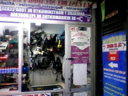 Servicio técnico especializado en arreglo de herramientas de belleza (afilados)