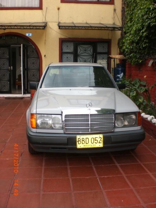 Mercedes benz 230 e 1988